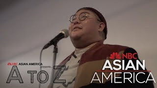 A To Z 2018: Hieu Minh Nguyen Conquer Barriers Of Language Through Poetry | NBC Asian America - NBCNEWS