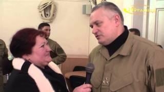 Позиция Каскада на революцию в Украине