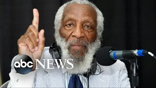 Remembering activist and comedian Dick Gregory - ABCNEWS