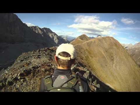 Hiking Pocaterra Ridge (Sept 30, 2012)