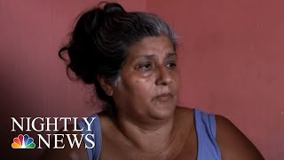 Grandmother Of Migrant Child Heard On Audio Speaks Out | NBC Nightly News - NBCNEWS