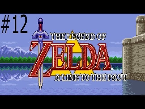 The Legend of Zelda: A Link to the Past - part 12