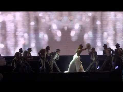 JENNIFER LOPEZ - Intro & Get Right. Dance Again Tour Live @ ARGENTINA 21.06.2012