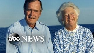 George H. W. and Barbara Bush Hospitalized - ABCNEWS