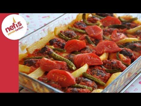 İzmir Köfte Tarifi | Nefis Yemek Tarifleri