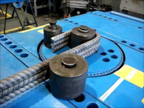 Peçaforte - Máquinas de Corte e Dobra de Vergalhão de Aço