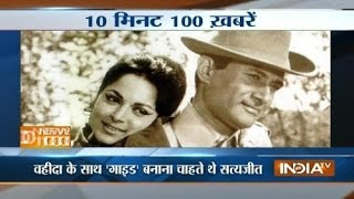 News 100 15/4/14 11 AM - INDIATV