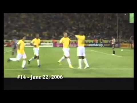 Dasyat  Ronaldo Brazil Highlights  2014   Mantap