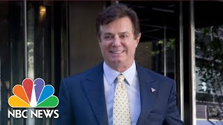 Ex-Trump Campaign Manager Paul Manafort Convicted On 8 Counts | NBC News - NBCNEWS