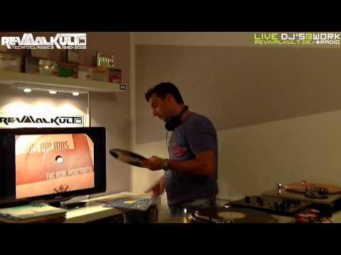 Techno Classics // LIVE-Mix, Part4 // Best of EDM RECORDS // DJ Q.PA
