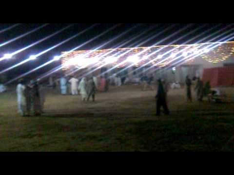 Ali pur Syedan Sharif Urs pak 2011 hawaili lightening
