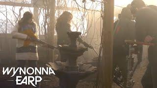 WYNONNA EARP | Behind The Scenes: Karaoke Hoedown Feat. Zoie Palmer | SYFY - SYFY