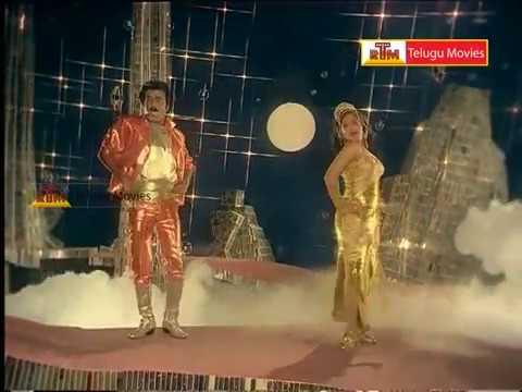 Edo Kadilinadi - Rajinikanth & Rupini Lovely Song - In Prabhanjanam Telugu Movie