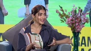 Pooja Hegde interview about Ala Vaikunthapurramuloo - idlebrain.com - IDLEBRAINLIVE
