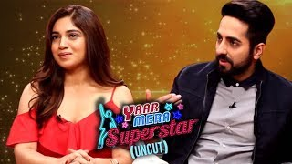 Ayushmann Khurrana & Bhumi Pednekar Talk About Erectile Dysfunction | Yaar Mera Superstar Season 2