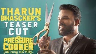Tharun Bhascker Edits Teaser For Pressure Cooker Movie - TFPC