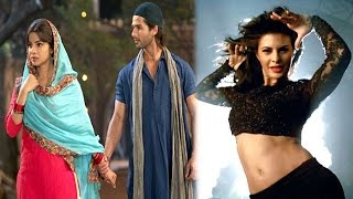 Priyanka Chopra and Shahid Kapoor avoiding eachother, Jacqueline Fernandez's EXCLUSIVE Interview