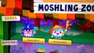 Moshi Monster Kitty Room Tour