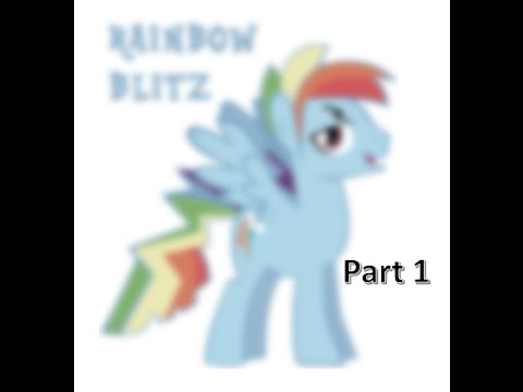 Rule 63: Rainbow Blitz [Test]