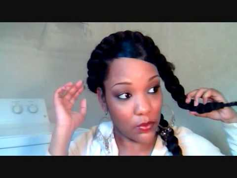 Goddess Braids...Using 100% Kankelon hair
