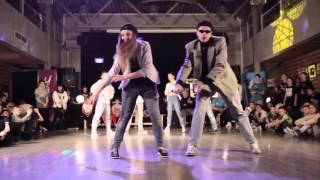 Шоу Новослободская - Зачетный концерт школы Волнорез 2016