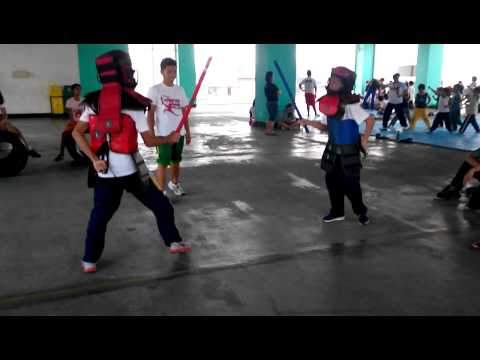 Paeng and Gabby Arnis