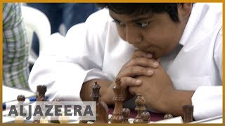 Qatari players banned from a regional chess championship in UAE l Al Jazeera English - ALJAZEERAENGLISH