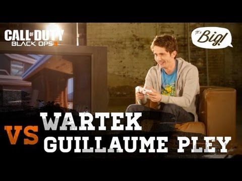 Guillaume 2.0 VS WaRTeK - 1vs1 sur Black Ops 2