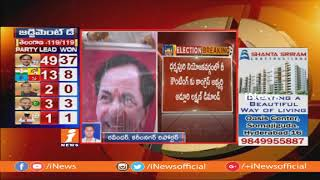 Congress Candidate Laxman Kumar  Demand Recounting Of Votes  In Dharmapuri | iNews - INEWS