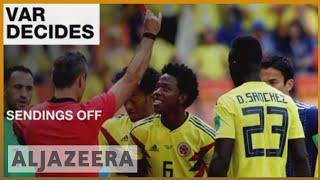 World Cup 2018: VAR technology debuts in Russia | Al Jazeera English - ALJAZEERAENGLISH