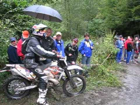Christini AWD Romaniacs Steep Hill Climb