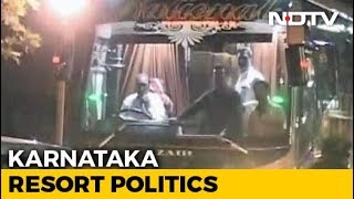 "Congress Moves Karnataka Lawmakers To Resort ""To Protect Them From BJP"" - NDTV"
