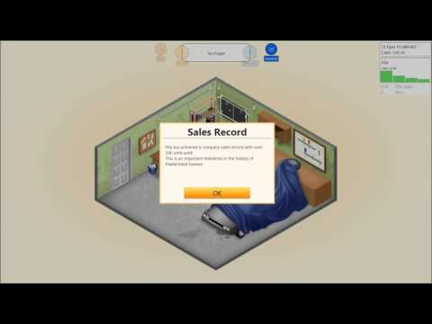 Game Dev Tycoon - Silent - Part 1