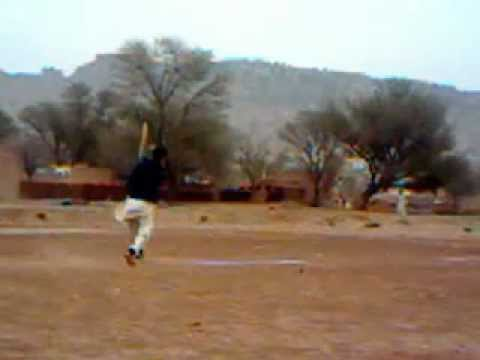 Sarkalan Cricket in Baba Shaheed.