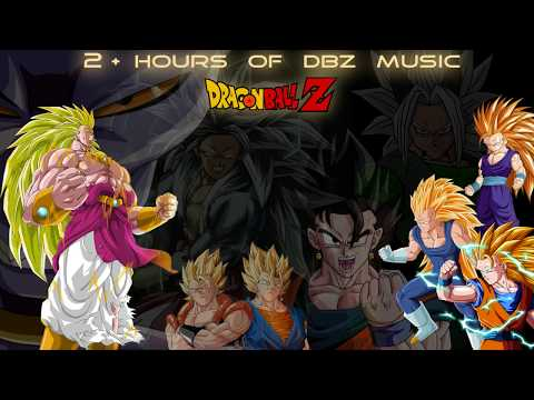 2 Hours of Dragon Ball Z music (The Enigma TNG & Scott Morgan)