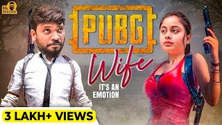 PUBG Wife | PUBG Funny Moments | Mr Macha - YOUTUBE