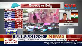 Telangana Election Results Latest Updates | Jupally Krishna Rao Lost | Kollapur | CVR News - CVRNEWSOFFICIAL