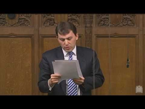 John Glen MP: Adjournment Debate on Changes to the Magistrates