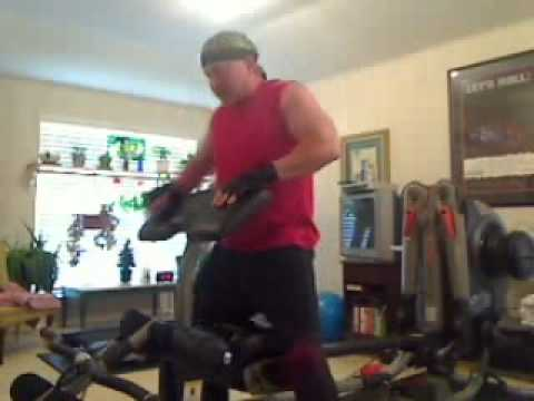 Barts Bowflex Revolution Workout: An Arms Routine: Winning the Arms Race: Phase II Act I