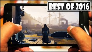 Best Of 2016 || Top 10 Best High Graphics Games for Android & iOS in 2016/2017