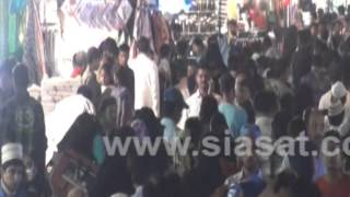 Shopping for Eid in Hyderabad - SIASATHYDERABAD