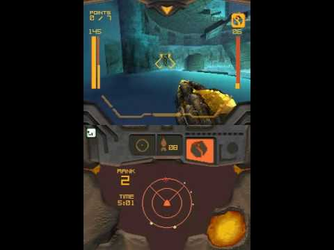[NDS] Metroid Prime Hunters deathmatch 2 (WFC on DeSmuME)
