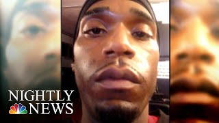 Chicago Police Release Footage After Officer-Involved Shooting Sparks Protests | NBC Nightly News - NBCNEWS