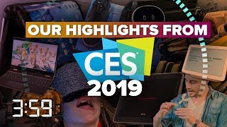 Our really late post-CES show (The 3:59, Ep. 508) - CNETTV