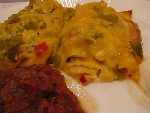 Betty's Easy Enchiladas