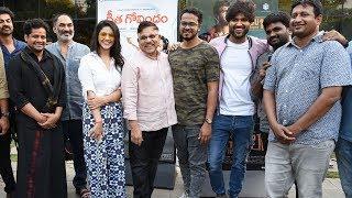 Taxiwala Success Press Meet   Vijay Devarakonda   Priyanka Jawalkar   TFPC - TFPC