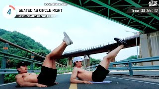【EP49】4 MIN. Intensive LOWER ABS Workout