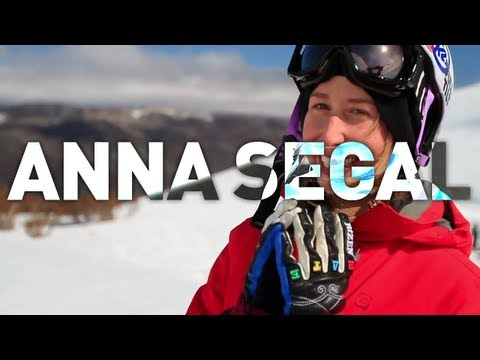 SkiRotica - Anna Segal's 2012 Season Mashup