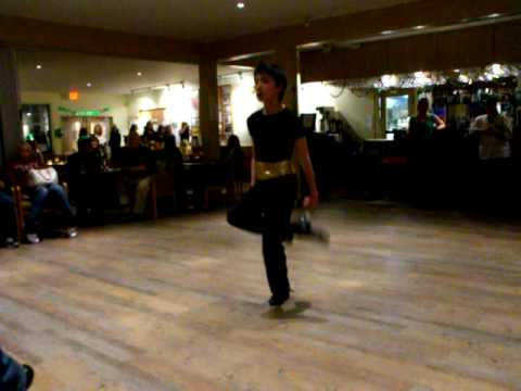 AMAZING IRISH DANCER 