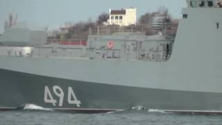 Russian frigate heads to Mediterranean on Syria mission - source - REUTERSVIDEO
